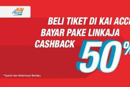 Promo LinkAja dalam Moda Transportasi, Cashback Hingga 50%