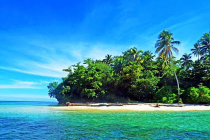 Pulau Rumberpon, Pulau Nirwana Peminat Diving Di Papua