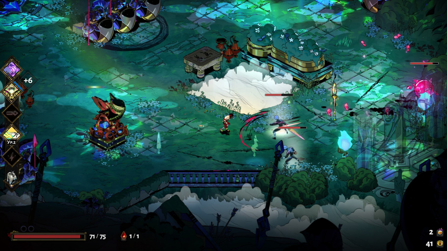 HADES: REVIEW