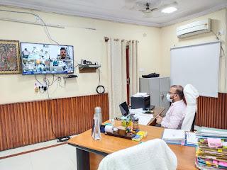 meeting-for-covid-madhubani
