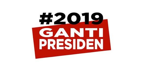 Inisiator Gerakan #2019GantiPresiden Semakin Yakin Jokowi Tumbang
