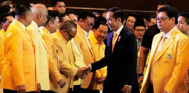 Bukan Tidak Mungkin, PDIP Dikalahkan oleh Partai Pendukung Pemerintahan Jokowi