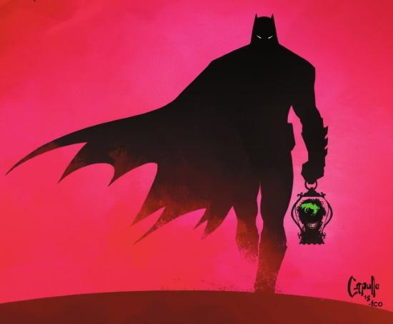 Batman: El Último Caballero Sobre la Tierra, de Snyder y Capullo