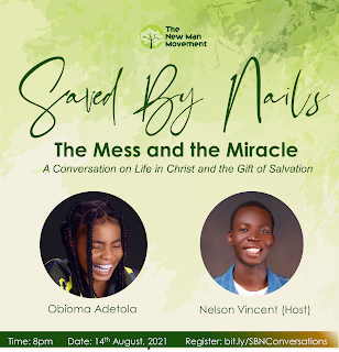 A Mess out of a Miracle: A Saved By Nails Conversation with Obioma Adetola
