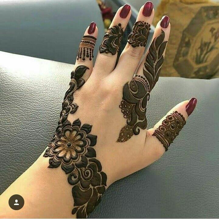 new and beautiful mehndi design