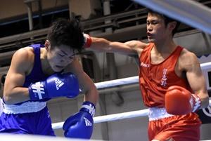 全日本ボクシング選手権、堤駿斗...
