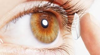 Tidak Perlu Repot Gunakan Softlens, Cuma Gunakan Lensa Kontak Ini, Muka Bisa Tampak Lebih Muda