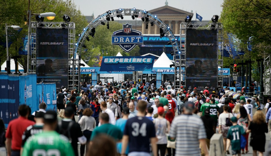 e90db5275 NFL Draft recap  Patriots double-dip at OL