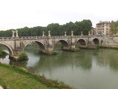 Ponte Sant'Angelo - Roma - Itália