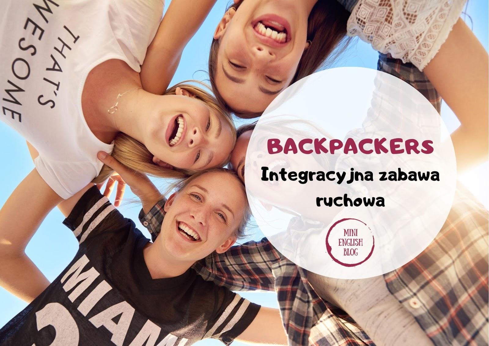Z cyklu Lodołamacze: Backpackers. Integracyjna gra ruchowa
