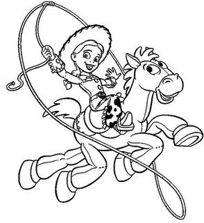Desenhos Para Colorir Toy Story Desenhos Para Colorir Online