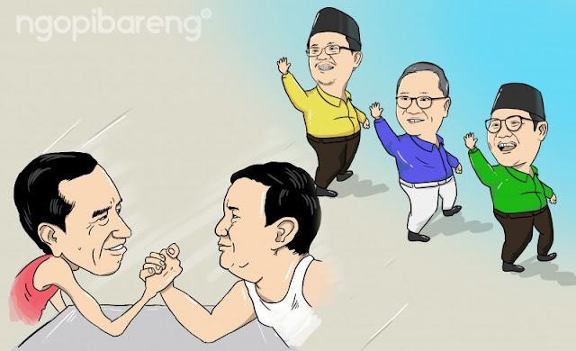 Kegelisahan PKS dan Menanti Poros Ketiga