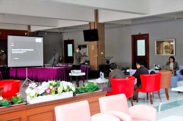 Huawei, JMC Industrial Revolution