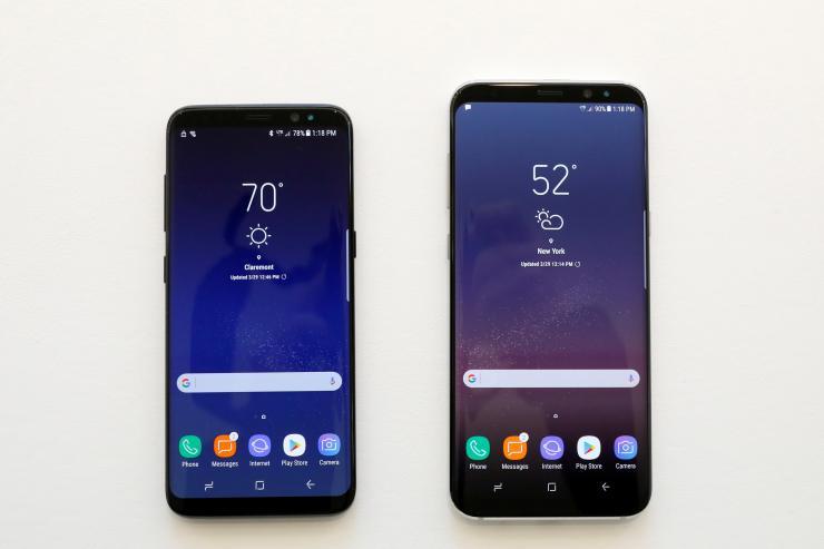 Unlock Samsung Galaxy S8 Plus AU SCV35| Galaxy Mobile Japan