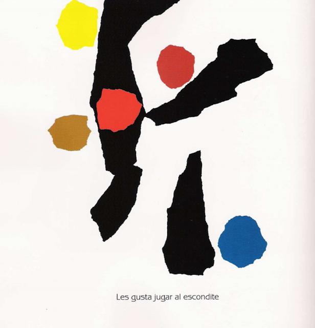 libros de colores para niños