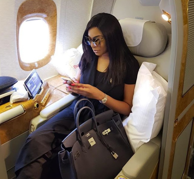 chika ike boards first class