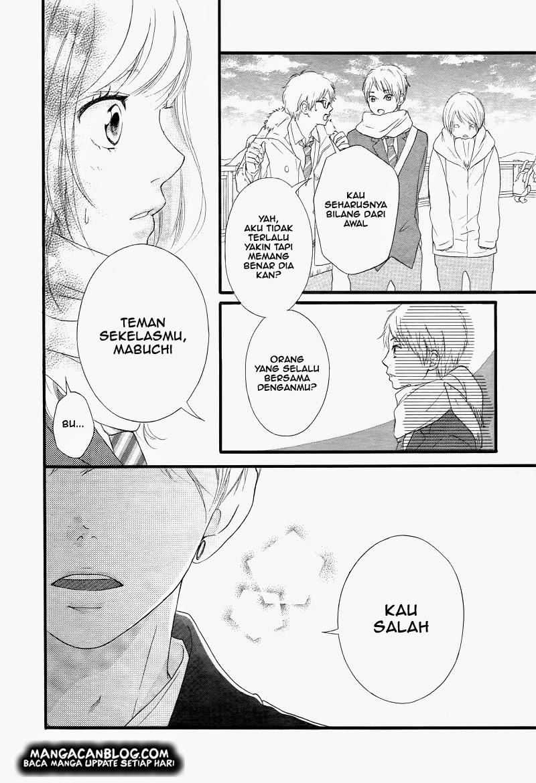 Ao Haru Ride Chapter 36-18
