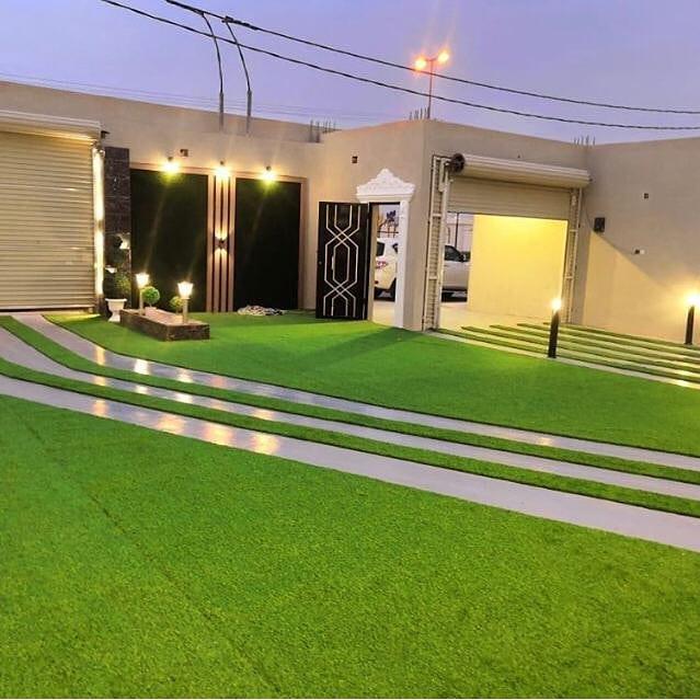 تنسيق حدائق تصميم حدايق أستراحات الخرج ترتيب حدائق بالرياض