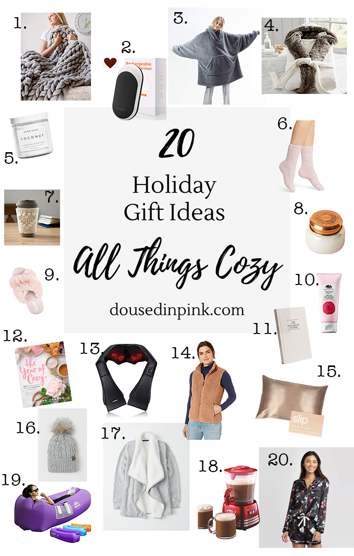 Cozy Holiday Gifts