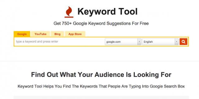 6+ Riset Keyword Tools Gratis dan Terbaik (Recommended)