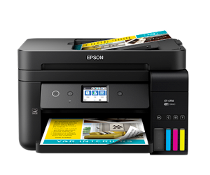 Epson ET-4750 Drivers & Software Download