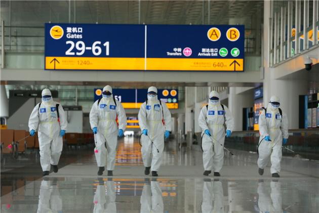 Lion Air Angkut Penumpang dari Wuhan ke Soetta
