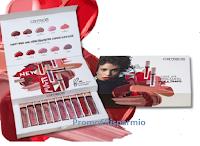 """Concorso """"Catrice Matt Pro Ink supported by DM"""" : vinci gratis box con 10 rossetti Matt"""