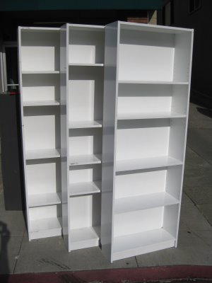 Ms Smartie Pants  Transforming cheap bookshelves in the babies nursery