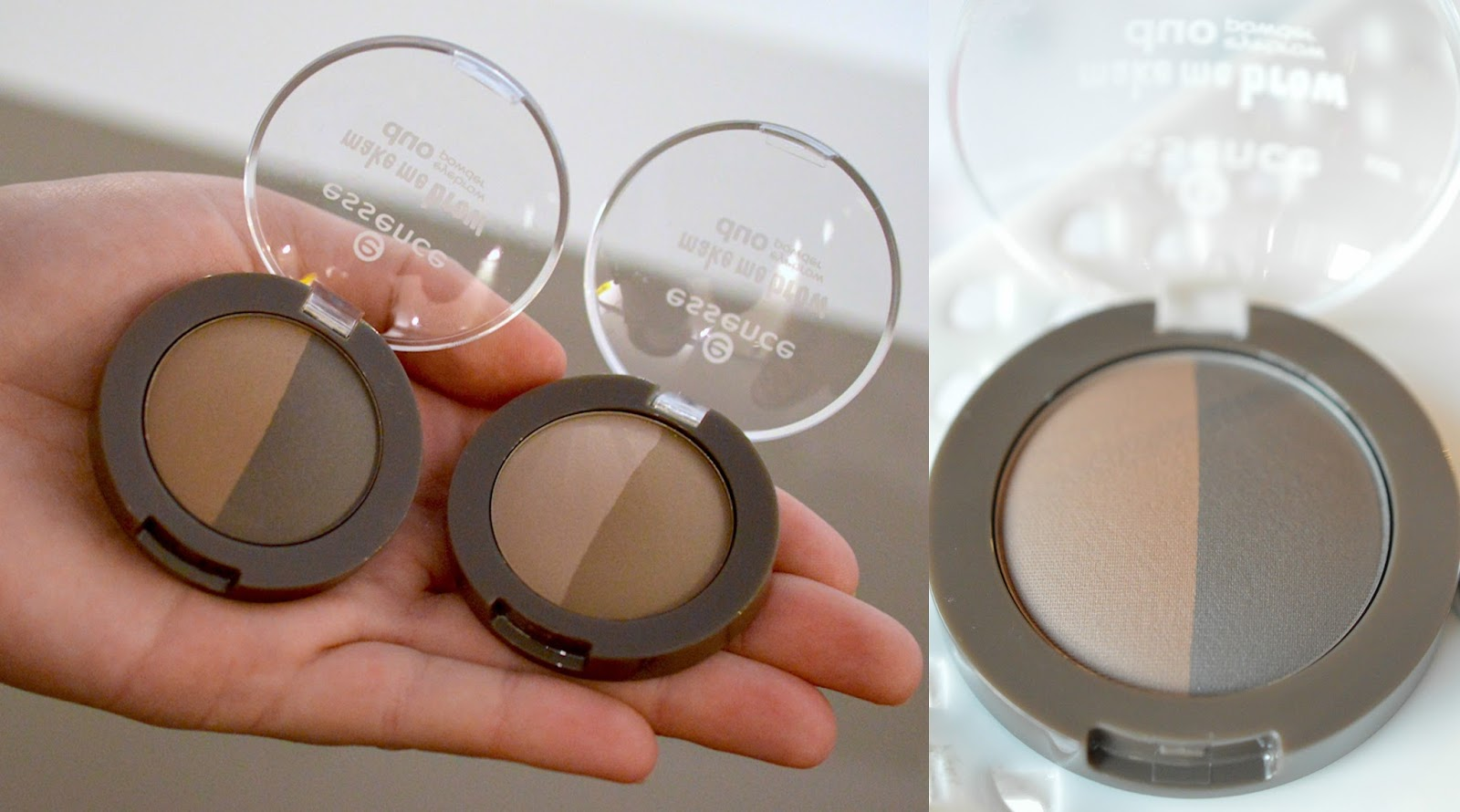 essence brow powder