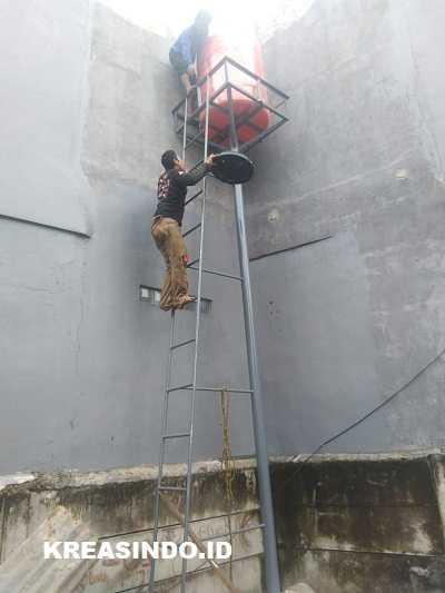 Mau Buat Menara Air Besi? Ini Dia Jasa Menara Air Besi di Bekasi Harga Murah