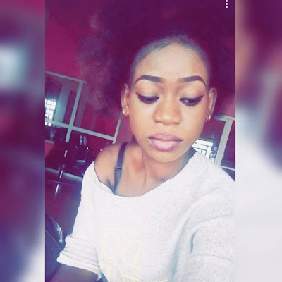 Beautiful Lady Stabbed To Death By Robbers While Trying To Snatch Her Phone (Photos)
