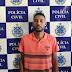 SAJ: Polícia Civil prende homem acusado de participação em vários crimes
