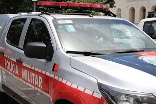 Adolescente de 13 anos tenta entrar em cadeia em Belém com maconha colada embaixo de um dos pés