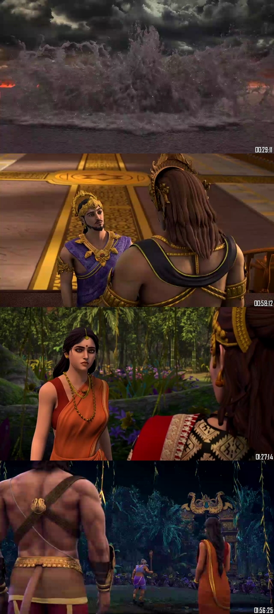 The Legend of Hanuman 2021 S02 Hindi WEB Series 720p 480p WEB-DL