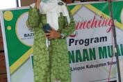 Baznas Dan Fatayyat NU Sidrap Gelar Pembinaan Muallaf Di Kecamatan Tellu Limpoe