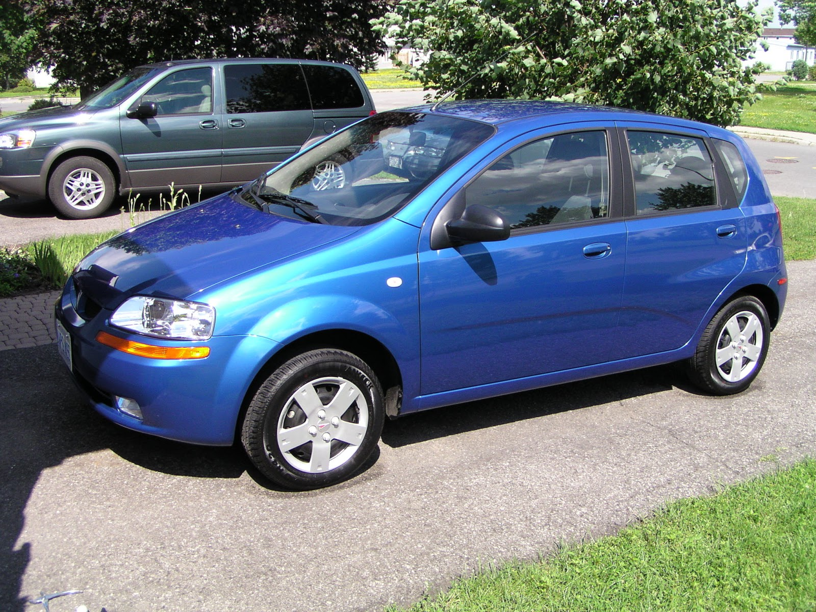 The Little Blue Car Needs A Name