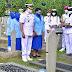 Peringati Hut Ke-75 TNI AL, Mengenang Para Pahlawan Kasal Pimpin Ziarah