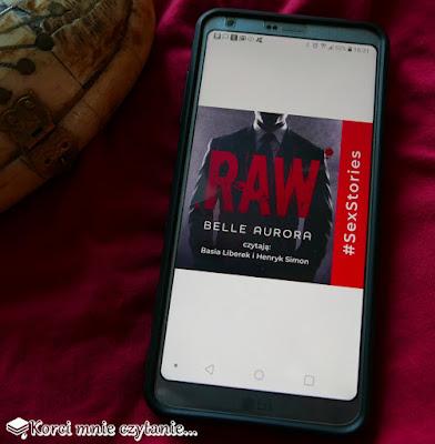 """Aurora Belle """"Raw"""""""