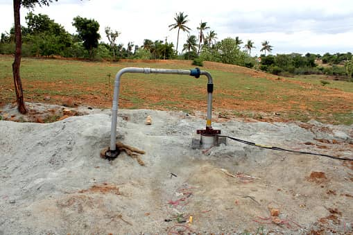 Pump required for 540 feet borewell