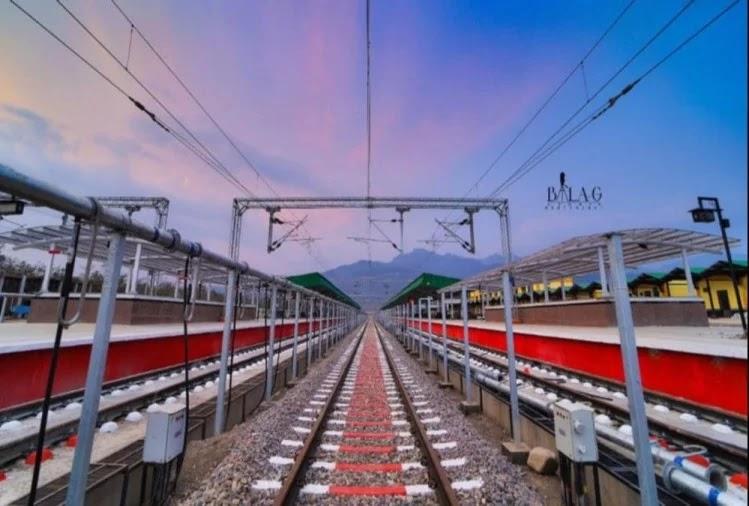 ऋषिकेश-कर्णप्रयाग रेललाइन(फाइल फोटो)