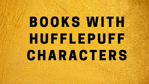 Books With Hufflepuff Characters!