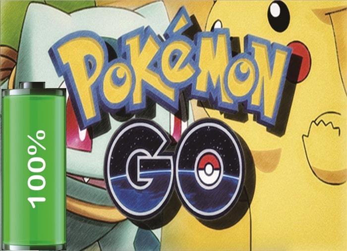 baterai penuh,Cara Menghemat Batera saat Maen Pokemon Go