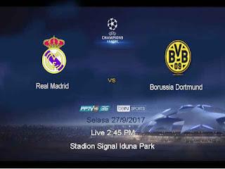 Jadwal Laga UEFA Champion League Hari Ini