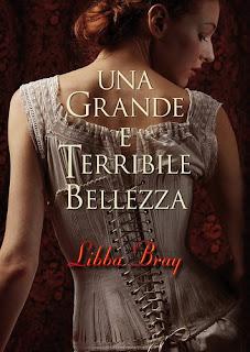 copertina Una grande e terribile bellezza, Libba Bray