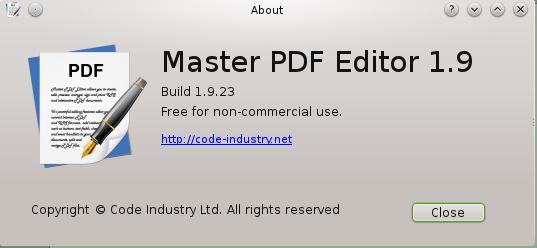 cara install pdf editor opensuse