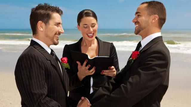 """Pintu Gereja Katolik Tertutup untuk Nikah Sejenis, """"Hukum Manusia tak Bisa Lampaui Hukum Allah"""""""