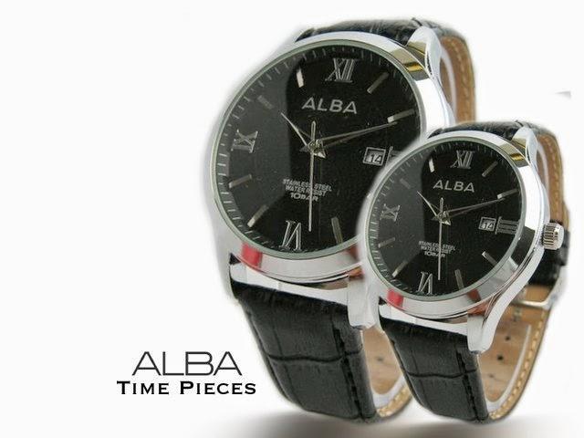 Jam tangan Alba Kulit Couple X  3a2aa01890