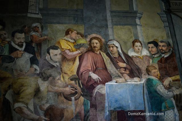 Santo Spirito Chiostro dei Morti Dom z Kamienia