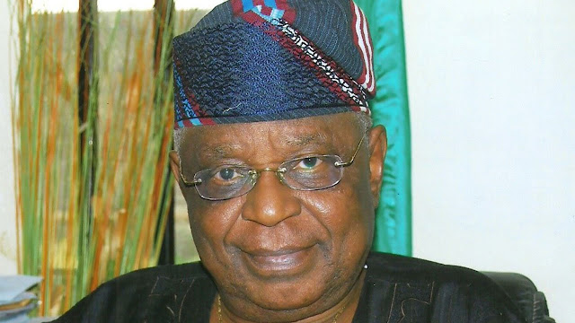 Why Bode George is unhappy with Tinubu