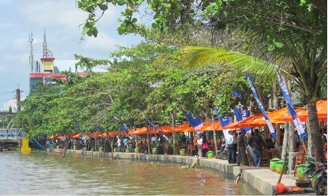 Wisata Kuliner Di Pinggiran Sungai Martapura